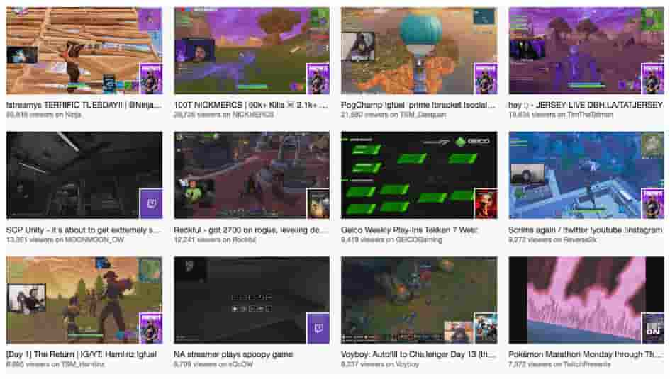 Grow o Twitch with the help of Audience